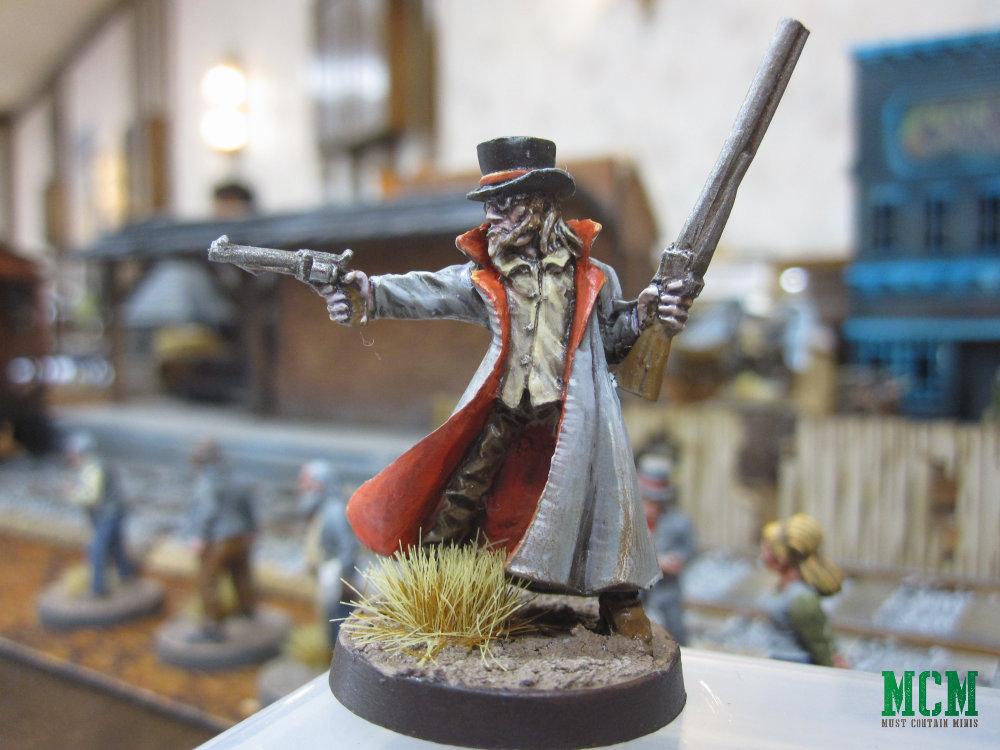 Dracula's America Painted Miniatures