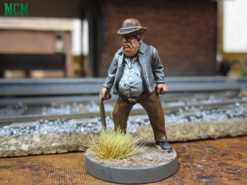 28mm Wild West Black Scorpion Miniatures