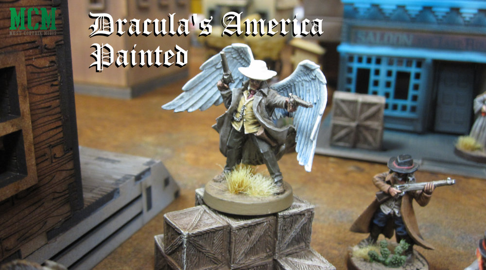 Showcase: Painted Dracula's America