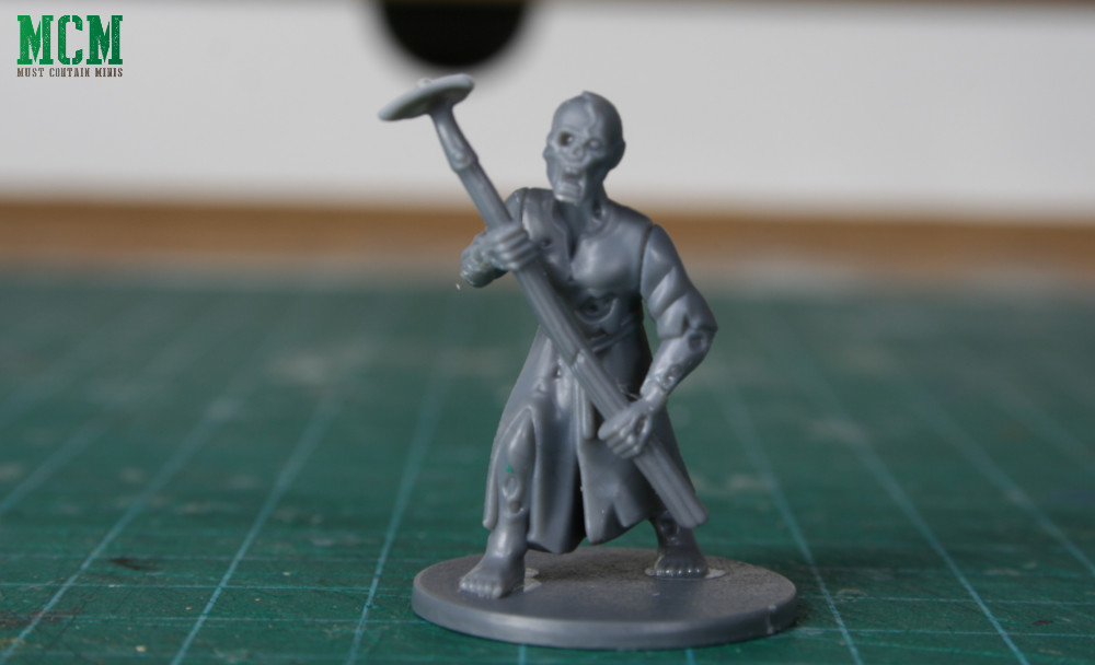 Living Dead Peasants 28mm miniature