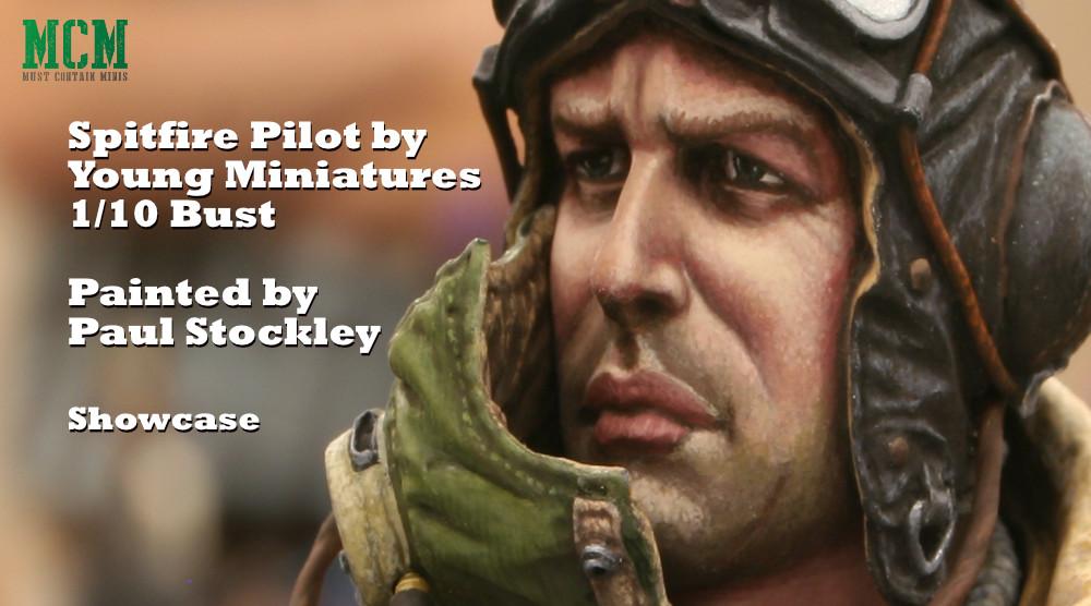 Young Miniatures – WW2 Spitfire Pilot
