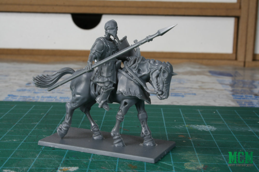 Living Dead Knight Spearman by Fireforge Games - Review