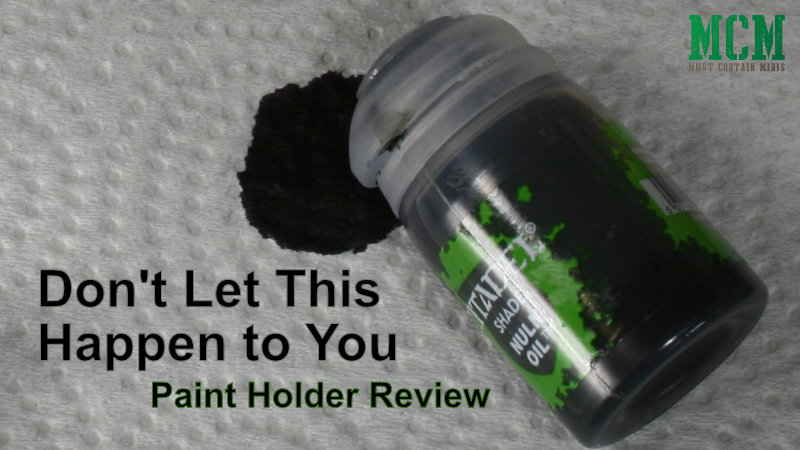 Third Party GW Paint Holder Review