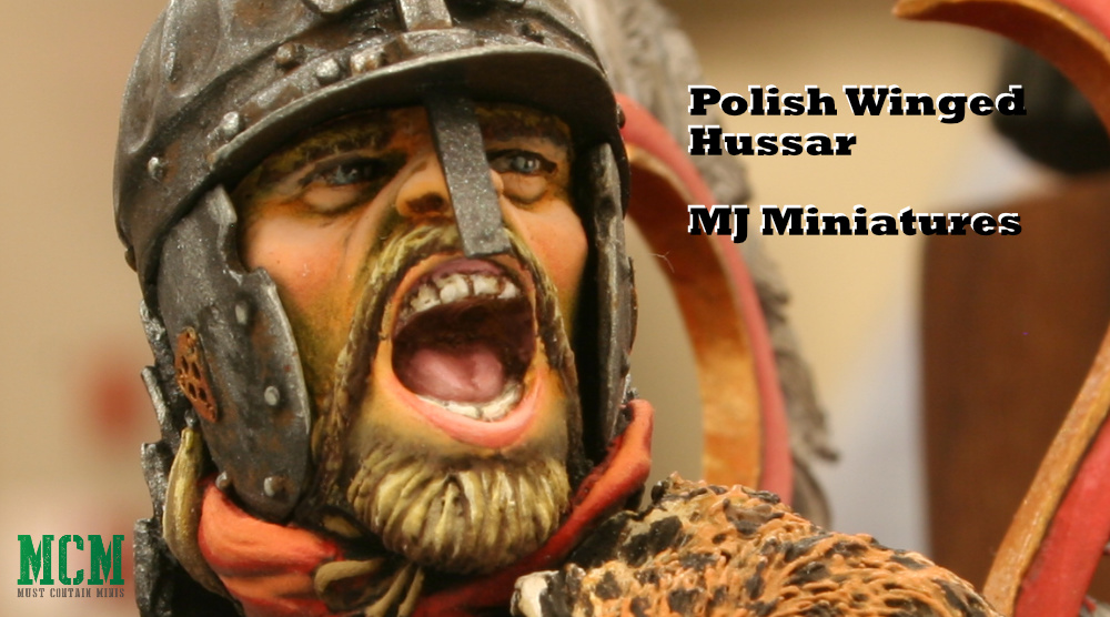 Polish Winged Hussars by MJ Miniatures