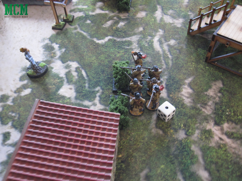 Blood and Plunder Battle Report