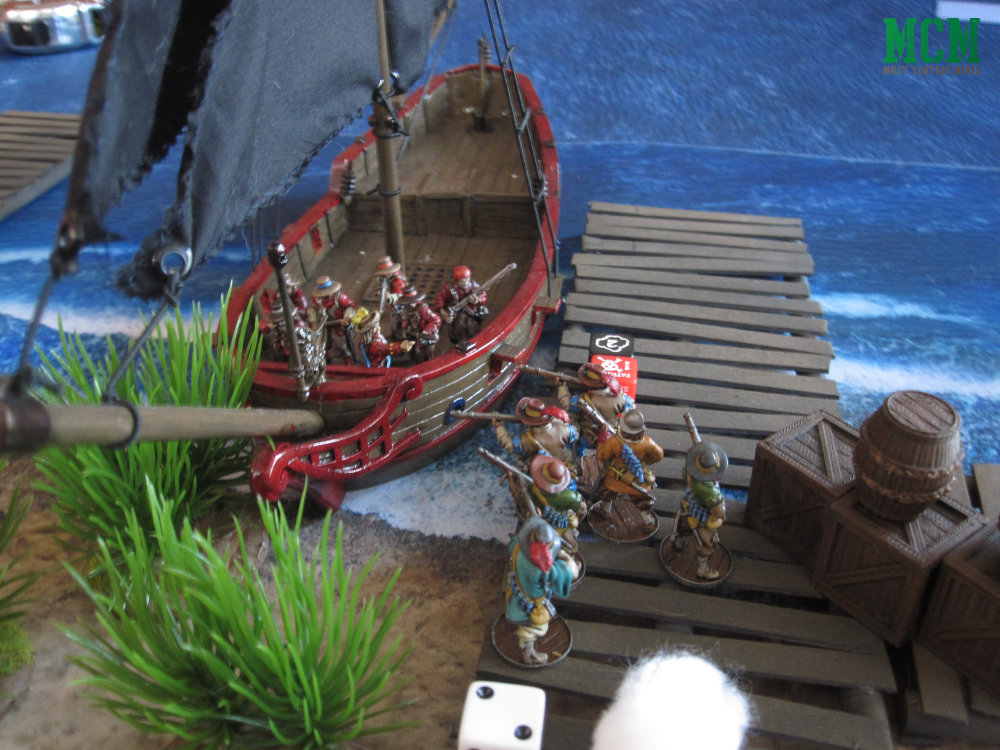 Blood and Plunder by Firelock Games Battle Report