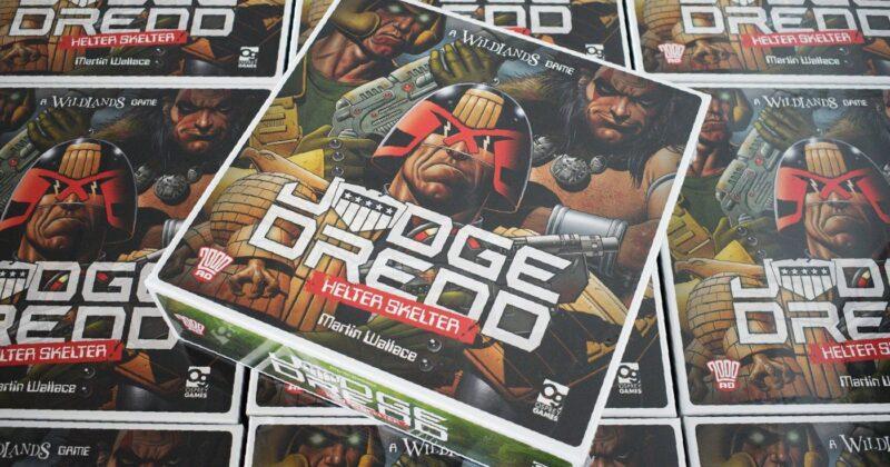 Judge Dredd Review - Top 5 Bell of Lost Souls Posts