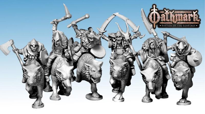 Oathmark Goblin Riders