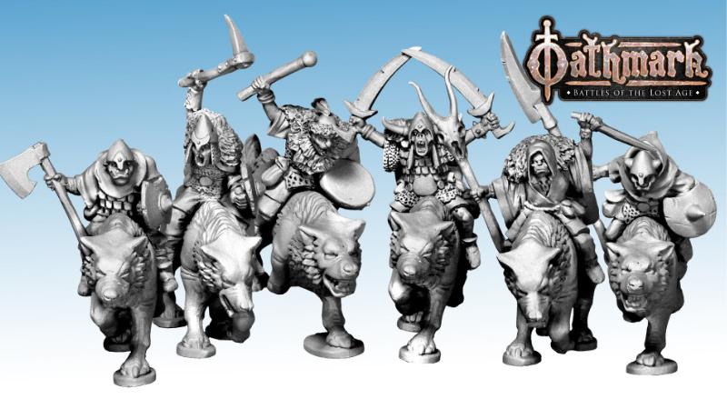 Oathmark Goblin Rider Preview