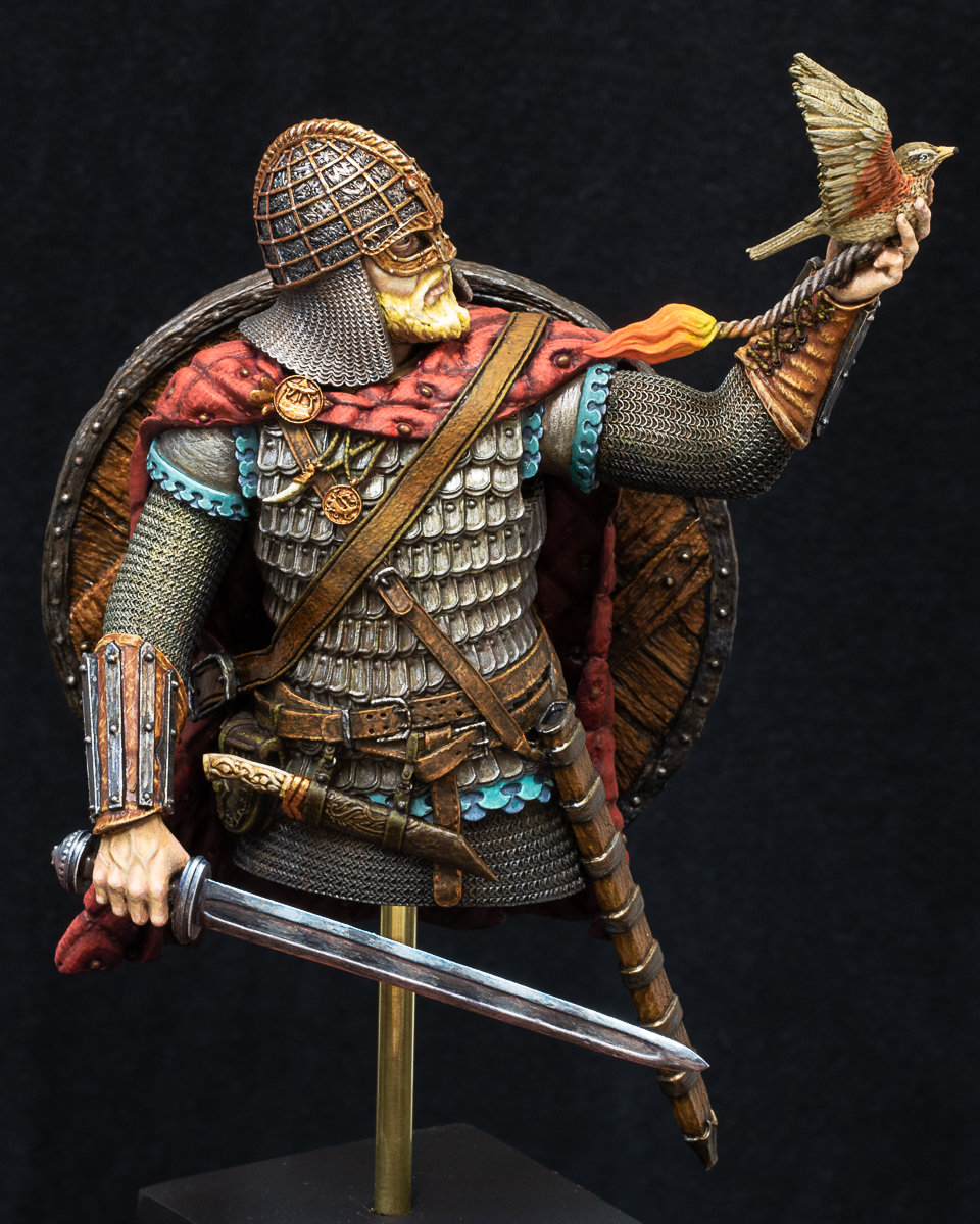 The Last viking bust