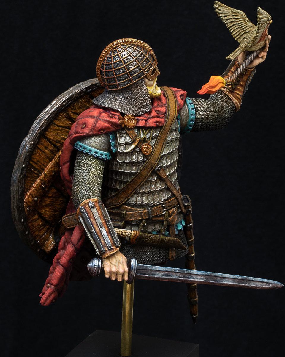 Harald Hardrada by Kyle Maitland.