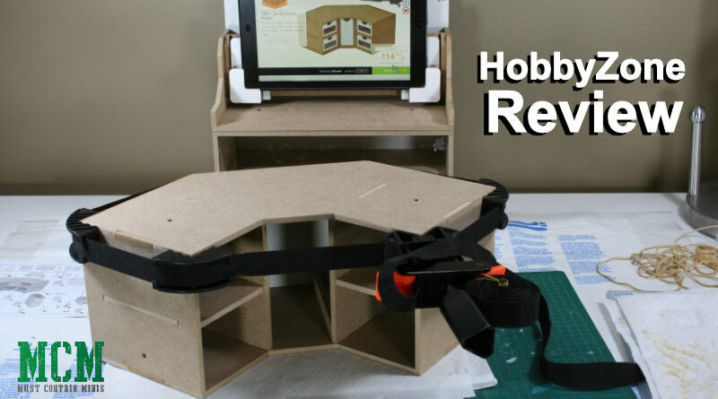 HobbyZone Corner Drawer Review