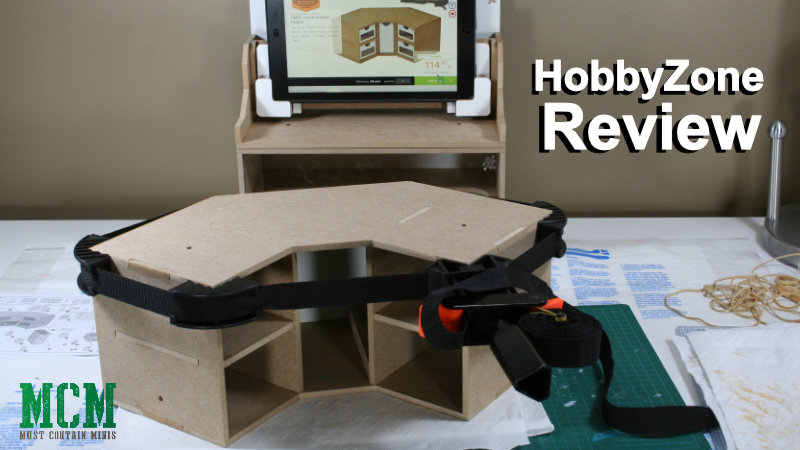 Review – HobbyZone Corner Drawer Module