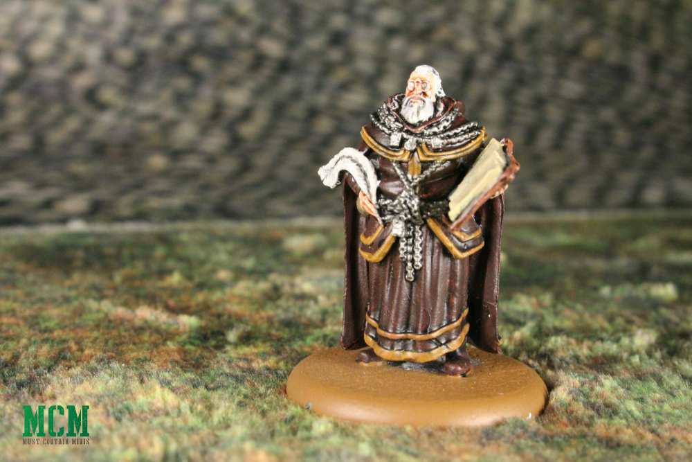 Song of Ice and Fire Independent Miniature - High Seneschal