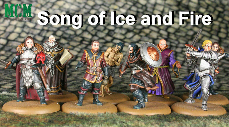 Song of Ice and Fire Independent Miniatures - Painted