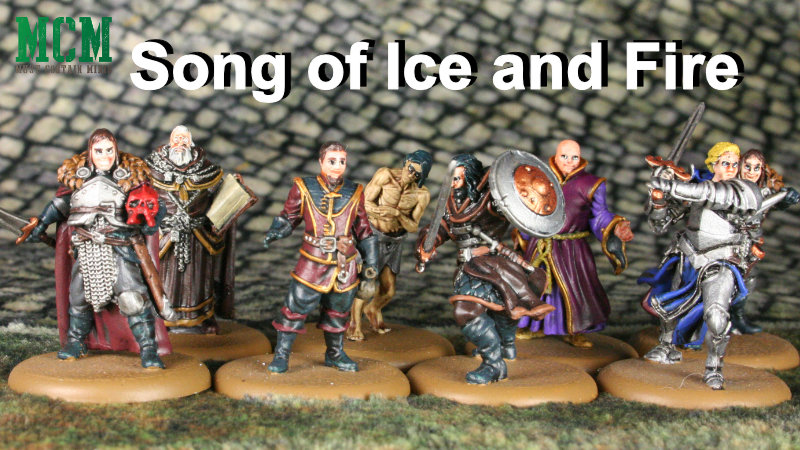 Song Of Ice and Fire Neutral Miniatures