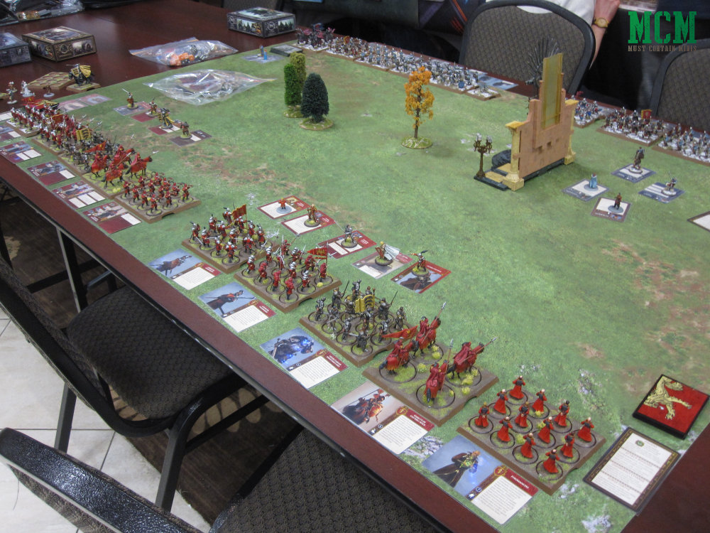 A Song of Ice and Fire Battle Report
