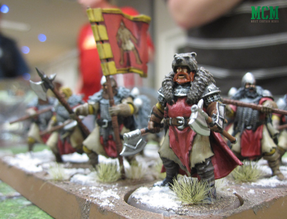 Stark 32mm Song of Ice and Fire Miniatures
