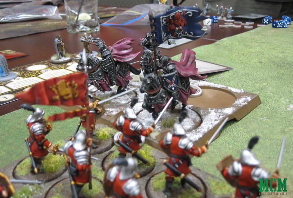 Lannisters vs Starks Battle Report