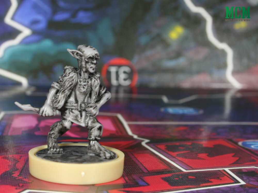 Ukko Miniature from Osprey Games' Judge Dredd Board Game