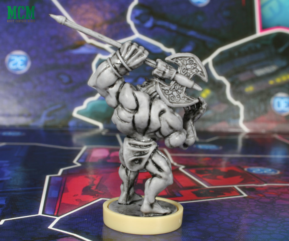 Warp Slaine miniature in Judge Dredd