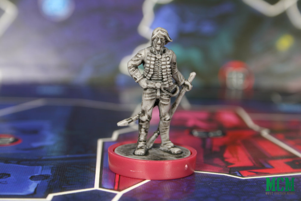 Nikolai Dante miniature - Judge Dredd