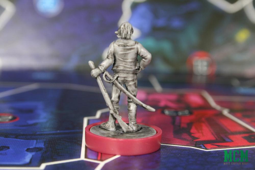 Judge Dredd Helter Skelter Board Game Miniatures Review
