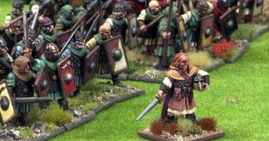 Oathmark Kingdoms Preview - Osprey Games
