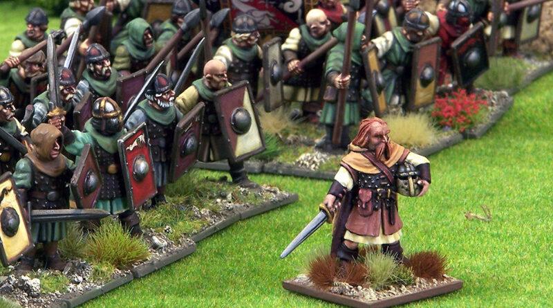 Oathmark Kingdoms and Armies - Osprey Games