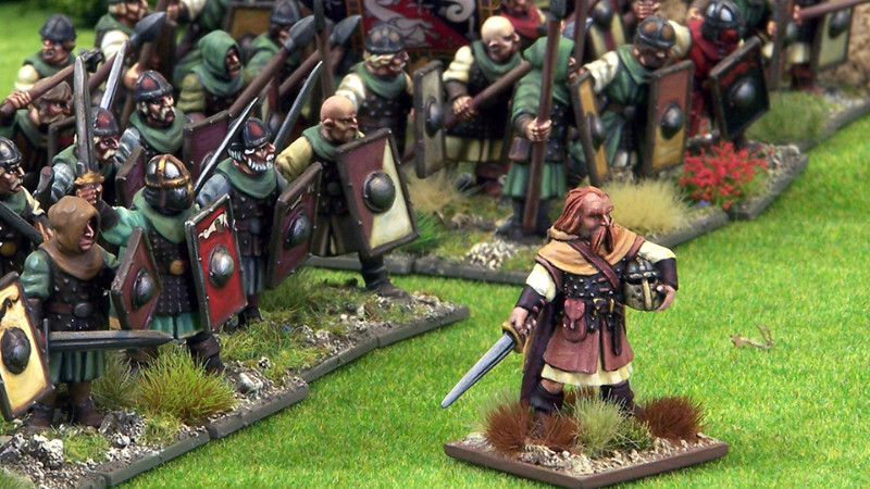 The Armies Of Oathmark – Covers the core rule book