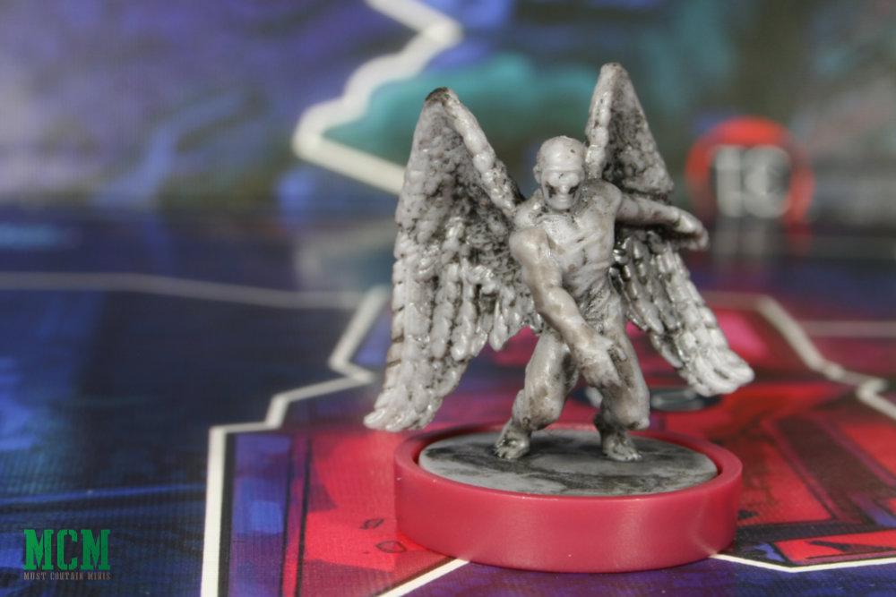 Viktor Romanov miniature - Judge Dredd Helter Skelter - Osprey Games