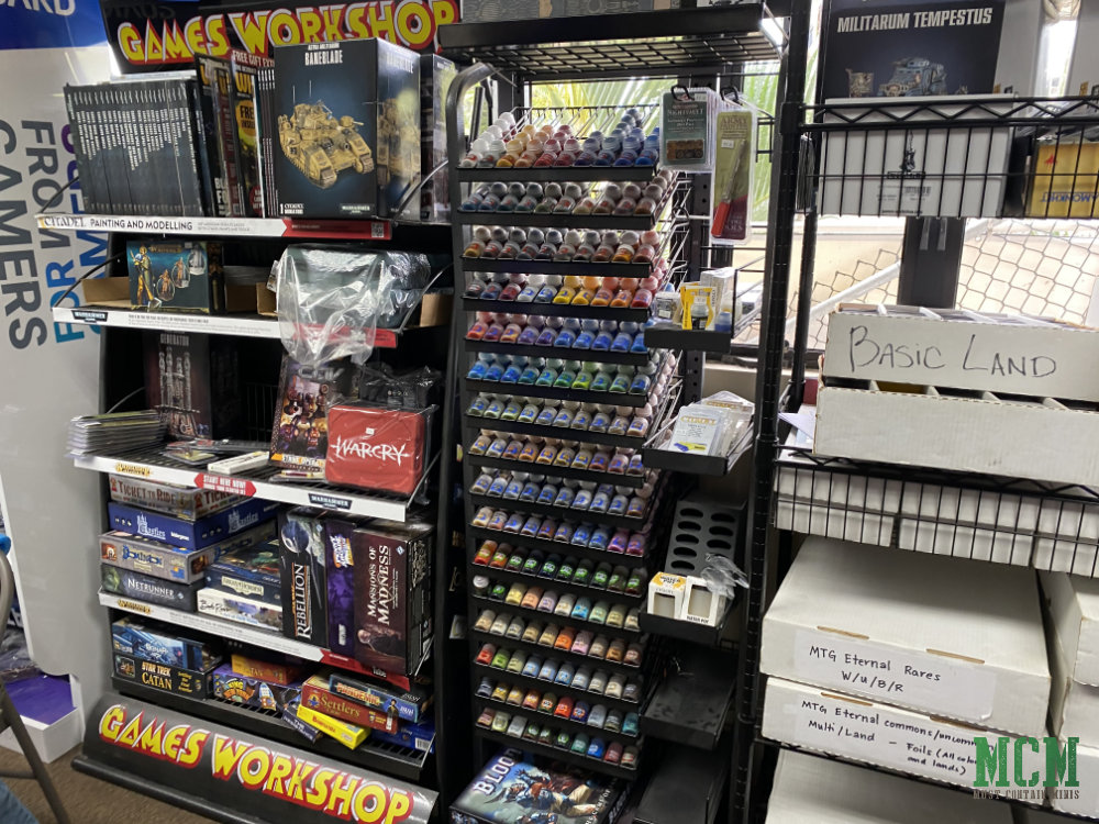 Game store in Kailua Kona Hawai'i