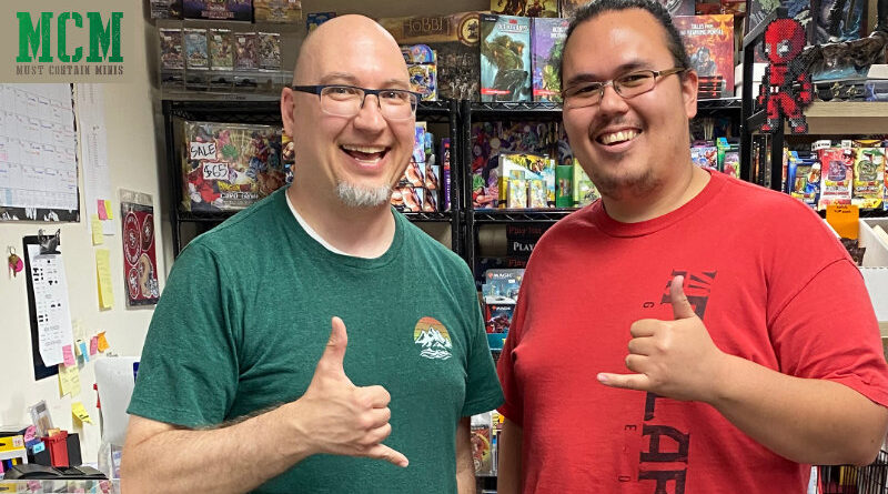 4 Pillars Hobby Shop - Gaming in Hawai'i