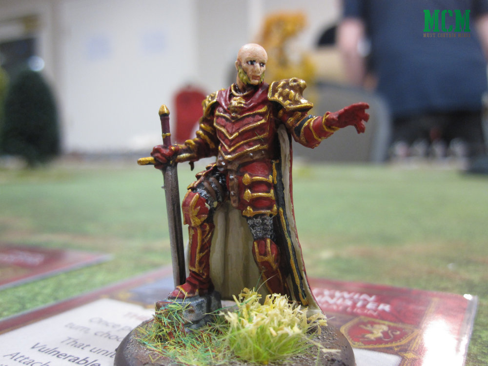 Tywin Lannister - Song of Ice and Fire Miniatures