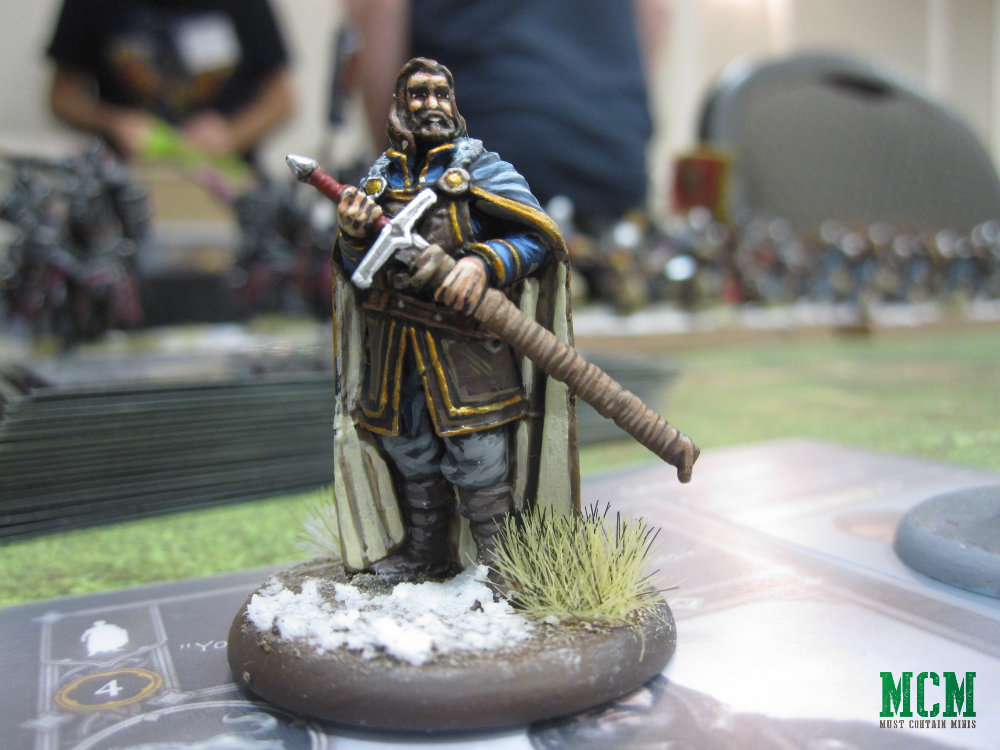 Eddard Stark - A Song of Ice and Fire Miniature painted