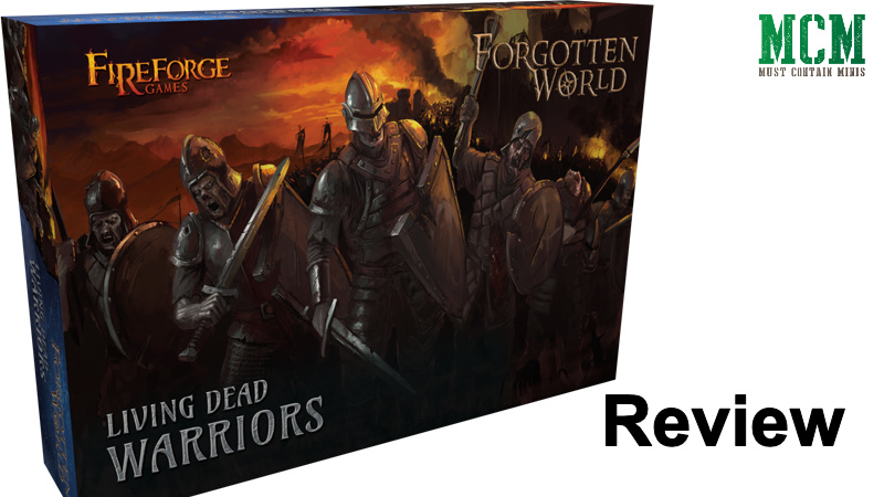 Living Dead Warriors Review – Fireforge Games