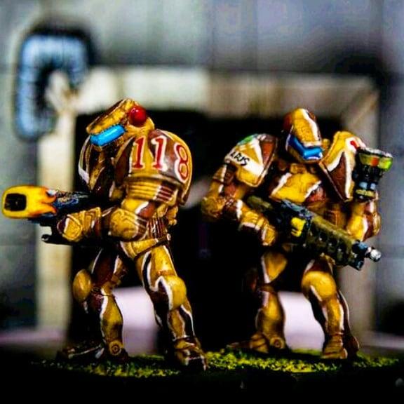 Legions of Steel Kickstarter preview