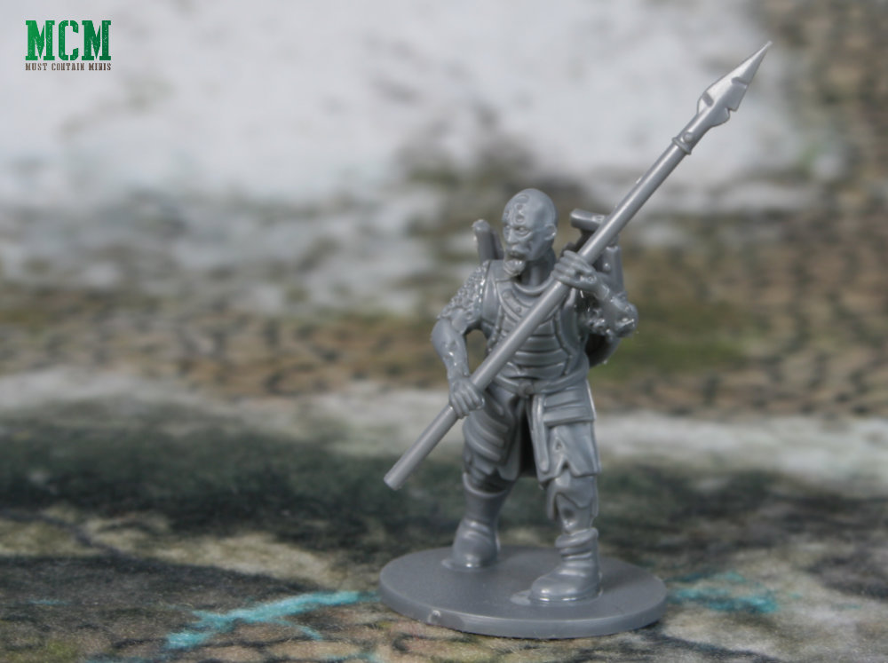 28mm Zombie Spearman