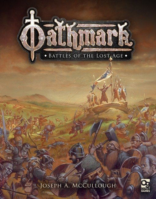 Oathmark Released Early by North Star Military Figures