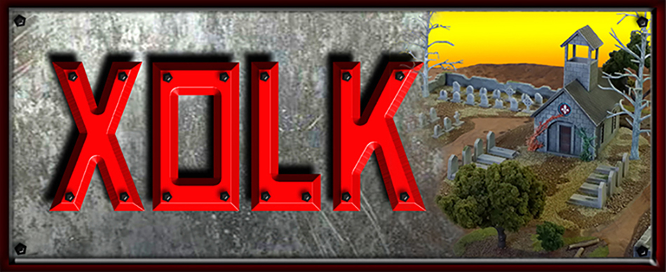 XOLK MDF Terrain made in Canada
