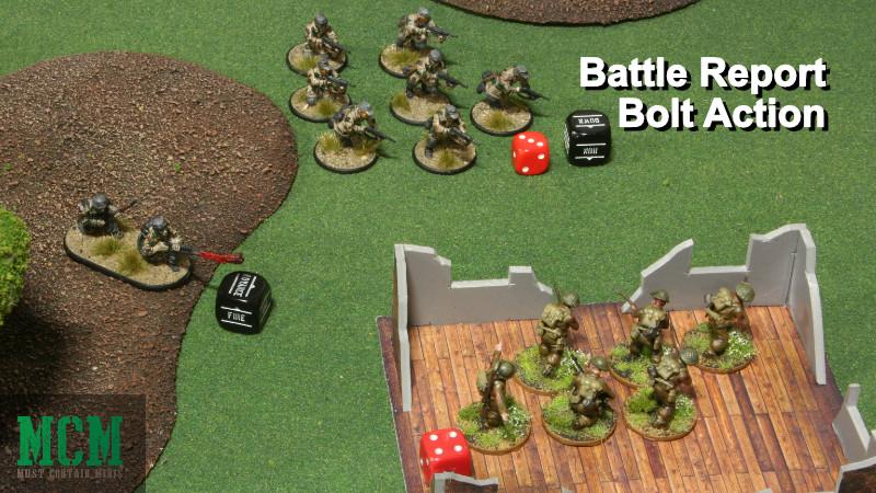 Bolt Action Key Positions Battle Report – 1250 Points