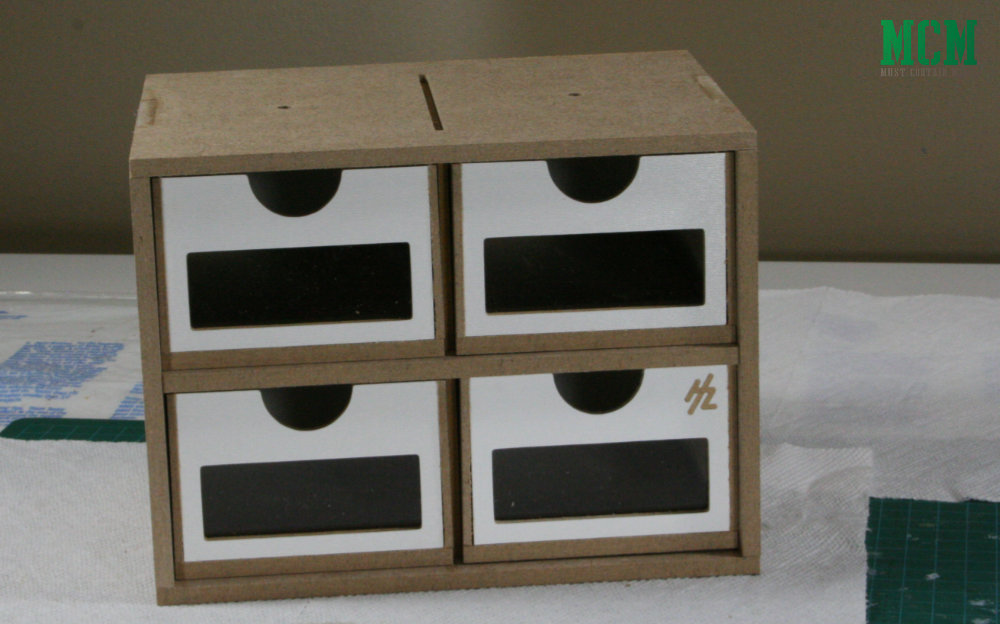 HobbyZone OMs01a Review - 4 Drawer Module