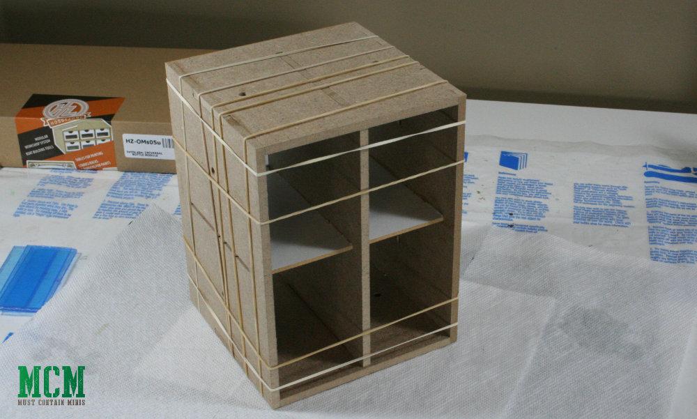 Building HobbyZone.pl drawers