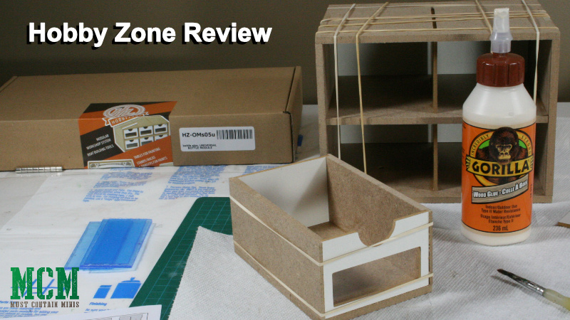Review – HobbyZone Drawers Module x 4 (OMs01a)