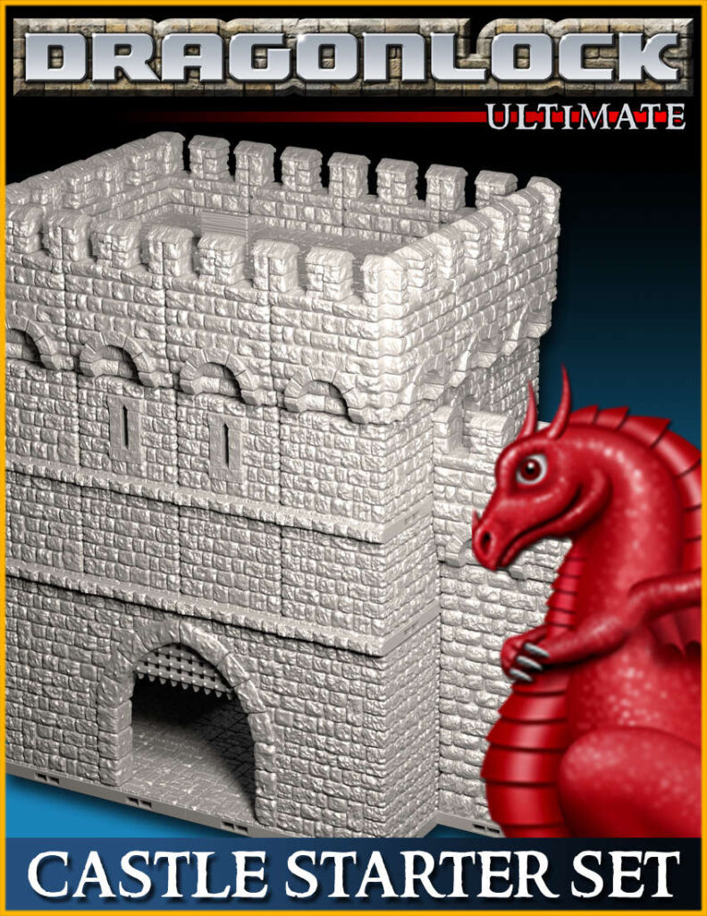 Printer Terrain Sale - 3D Castle