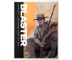 Blaster Magazine on DriveThruRPG