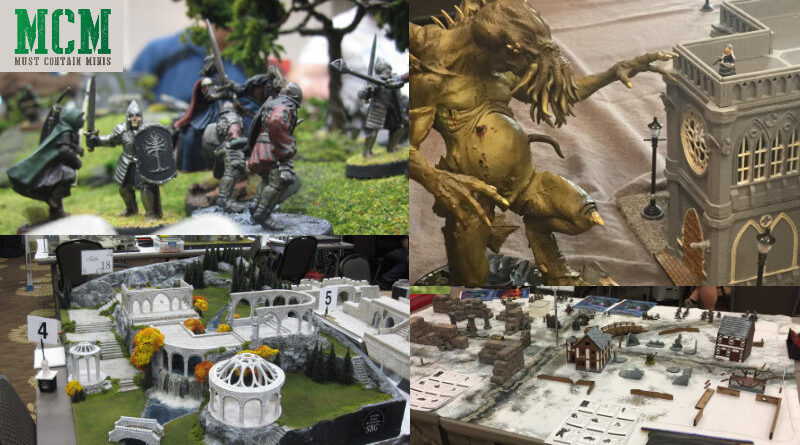 Hotlead 2019 Article Roundup - Wargaming in Stratford Ontario Canada