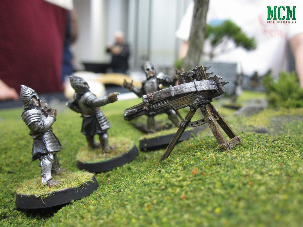A Gondor Avenger Bolt Thrower - 28mm miniatures by Games Workshop