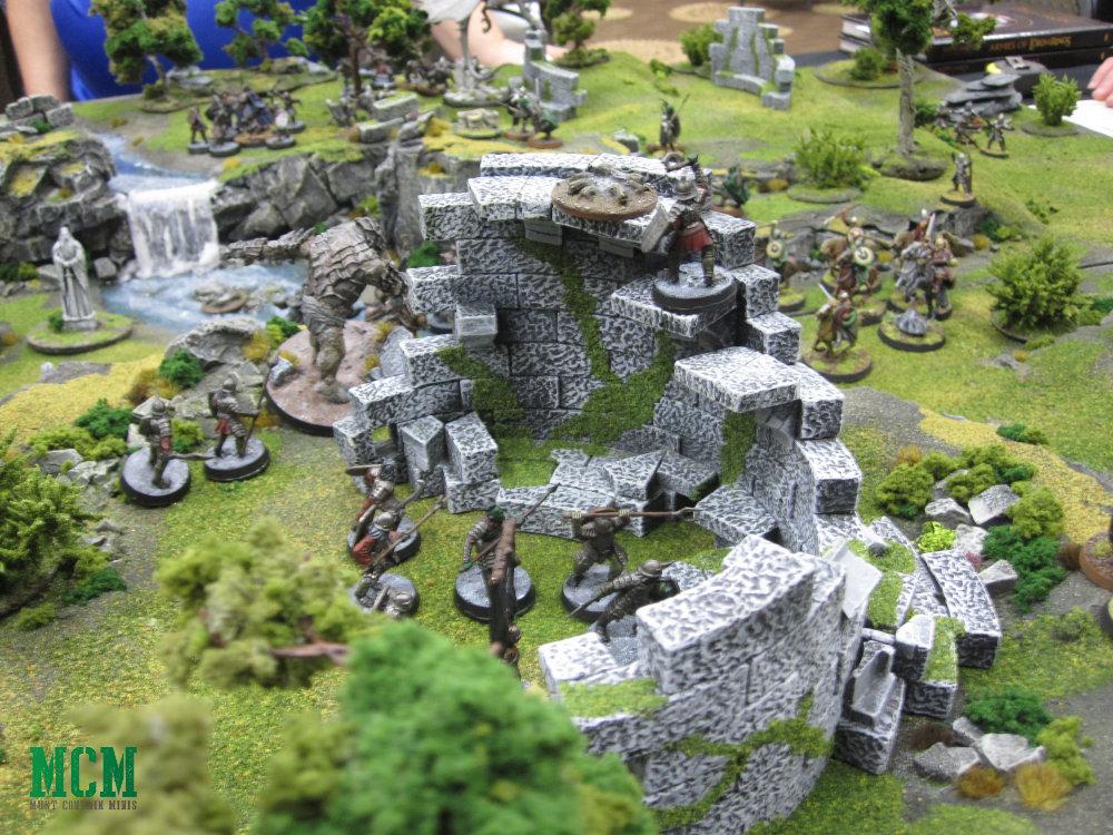 LoTR Battle Report