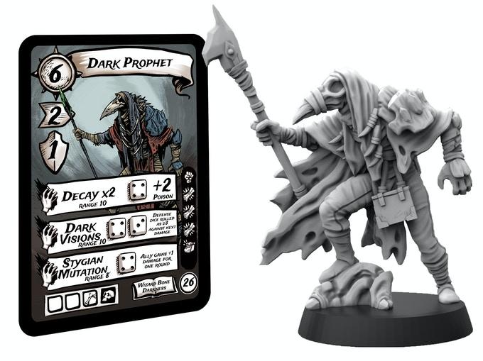 The Dark Prophet - Relicblade
